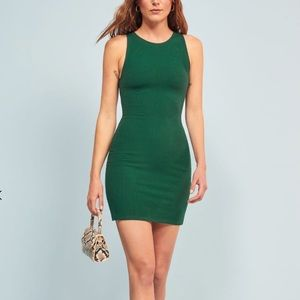Kris Dress in Emerald